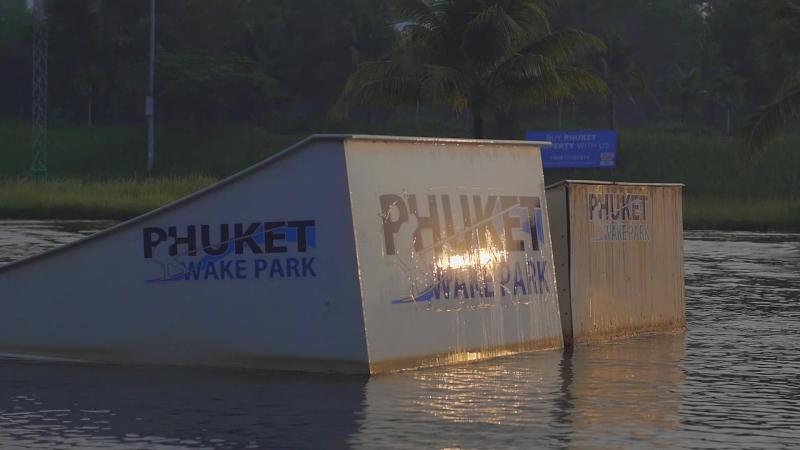 Алексей Погосов. Phuket Wake Park 2018