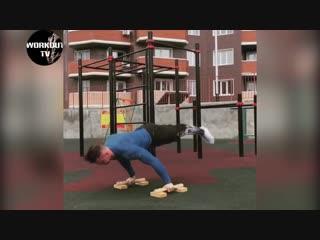 Игорь Ковтун - Сильнейший Workout монстр из Хабаровска