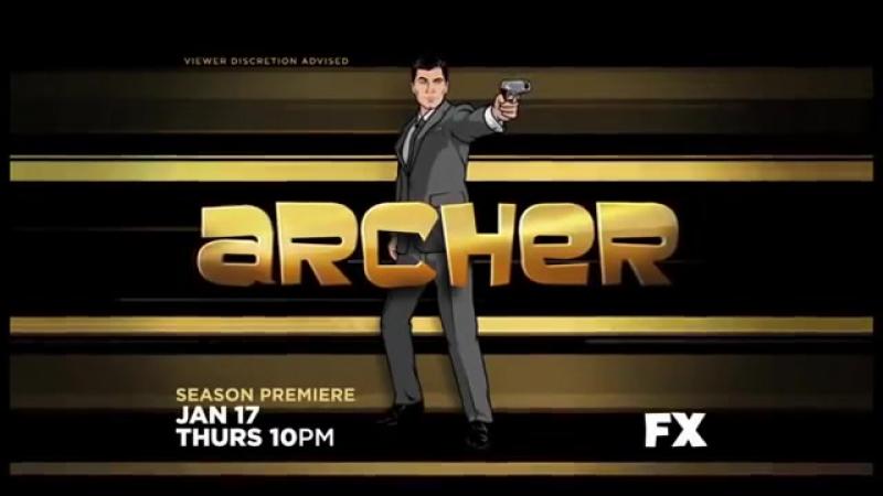 Трейлер - Арчер/Archer/(4s)