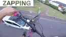 Il saute au dessus d'une voiture avec son VTT… impressionnant ! (feat. Maxime Roucheau)