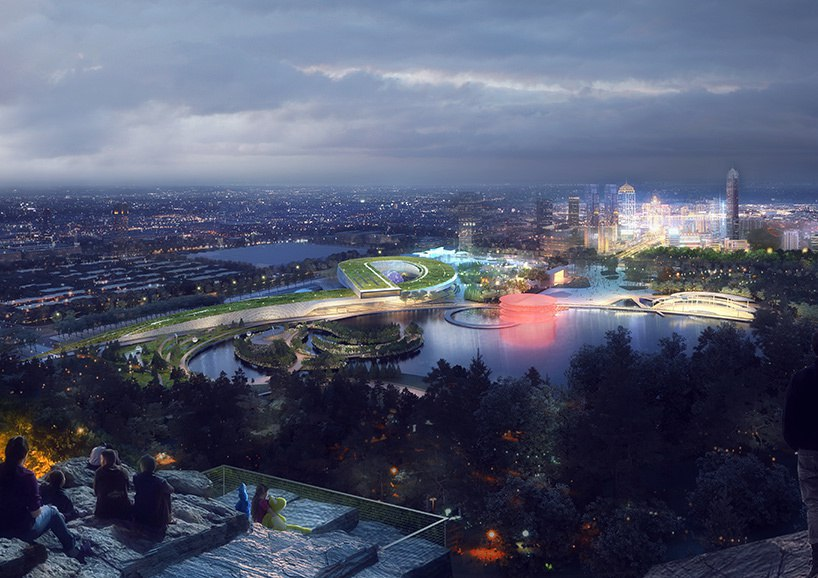 Perkins   Will unveils plans for Suzhou science