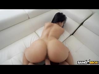 Cindy Starfall - Asian Hottie Fucks Her Boyfriend [Asian, Brunette, POV, Straight, Facial]
