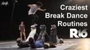 Craziest Dance Routines! @ R16 Korea 2013