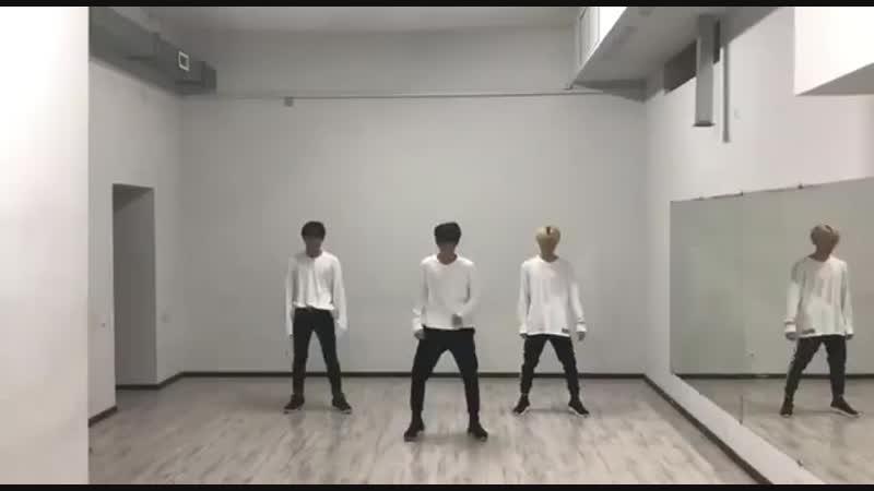 BTS - FAKE LOVE dance practice, MAD MEN😍💟