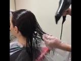 Коллагеновое восстановление (выпрямление) волос Adorn