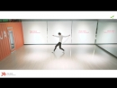 YUEHUA TRAINEE JUNGJUNG Dance Practice Sia The Greatest