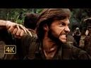 Логан и Виктор участвуют в мировых войнах. История жизней братьев. Люди Икс: Начало. Росомаха (2009)