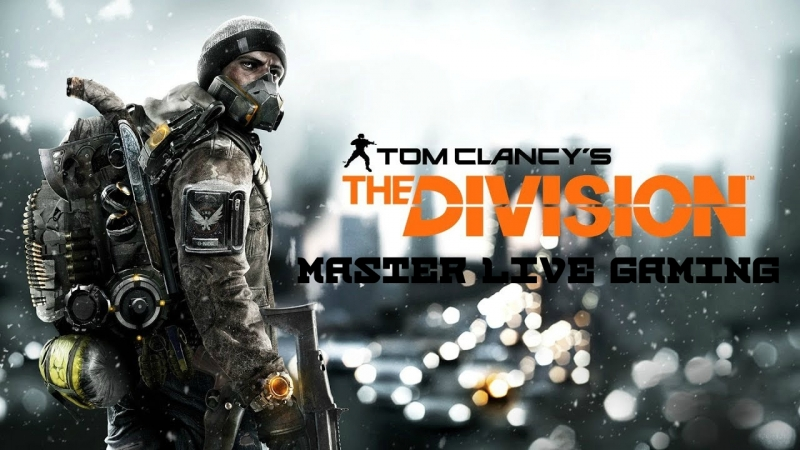 Master Live Gaming - Tom Clancy's The Division