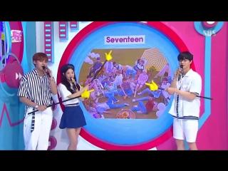 [180715] Inkigayo Next Week Comeback: Seventeen (세븐틴)
