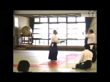 This is the video of when Morihiro Saito... - Iwama Style Aikido Association