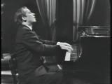 Арноль Шенберг - Фантазия для скрипки с фортепиано, op. 47 (Глен Гульд и Иегуди Менухин )