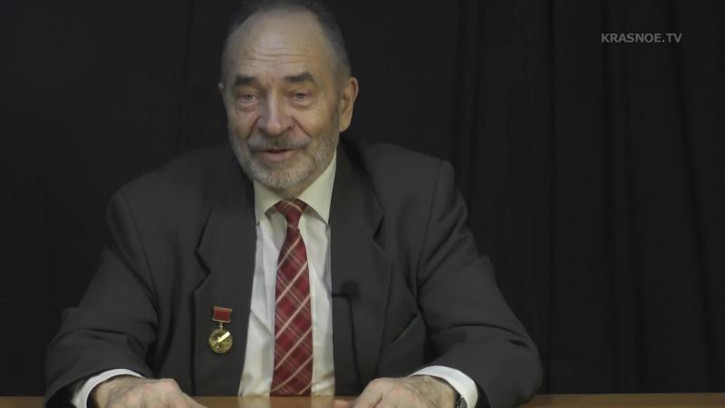 Профессор Попов про Грудинина