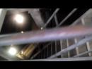 Лестница во второй ярус подземных галерей