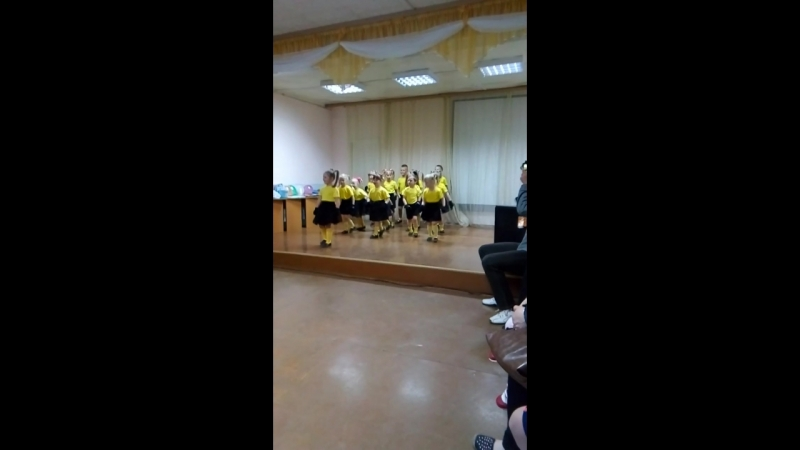 танец Миньонов