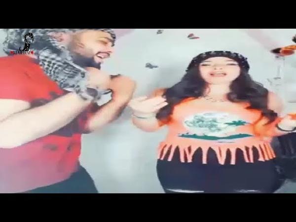 بيسان وجواني اقوى رقص - اغنية يما الحب يما | Younow Arab
