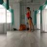 """Серова Екатерина on Instagram: """"А сегодня я прыгала, прыгала и наконец допрыгалась😂 Не за горами запрыг во флаг, его я тоже сегодня тренила💪 Привет"""