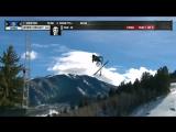 Henrik Harlaut wins Mens Ski Slopestyle gold _ X Games Aspen 2018
