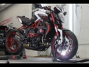 MV Agusta Dragster Brutale Lewis Hamilton Edition Ceramic Pro by Advanced Detailing