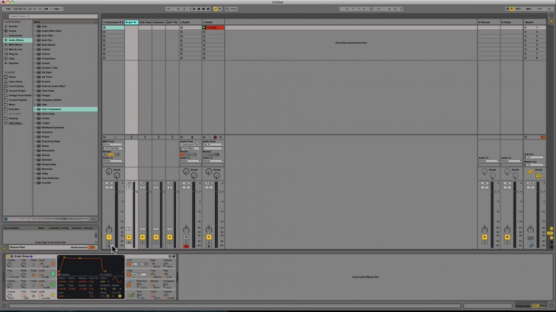 Subbass Academy - Ableton Live 9 Essentials with Chris Mounter