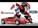 Трансформеры автоботы Распаковка игрушки машинки Мультик для детей про робот трансформер на Андрюш