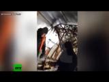 Слитки золота высыпались из самолёта, вылетавшего из Якутска