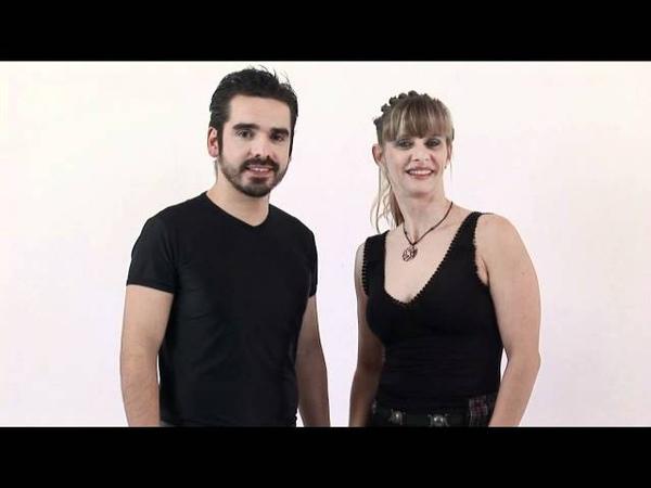Academia de Baile - Chacarera brazos (Clase 7)