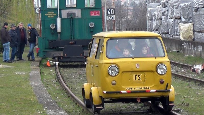 Ferrovie non dimenticate 2016 - Palazzolo Sull'Oglio - Part 3