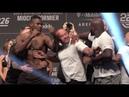 UFC 226 Ceremonial Weigh Ins Stipe Miocic vs Daniel Cormier FULL