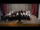 Академический концерт по хоровой практике, 3 курс ДХО, Огоновская Анастасия