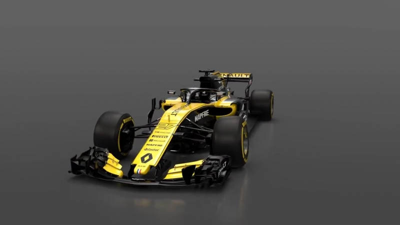 360° view of Renault R.S.18
