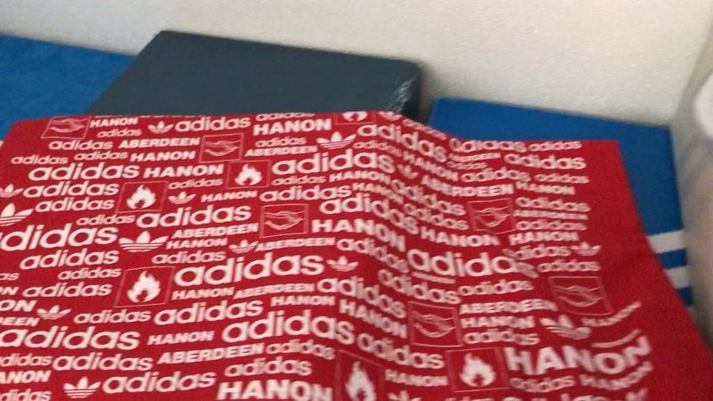 Adidas cntr Hanon consortium