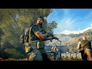 Официальный ролик Call of Duty®: Black Ops 4 — режим «Затмение»