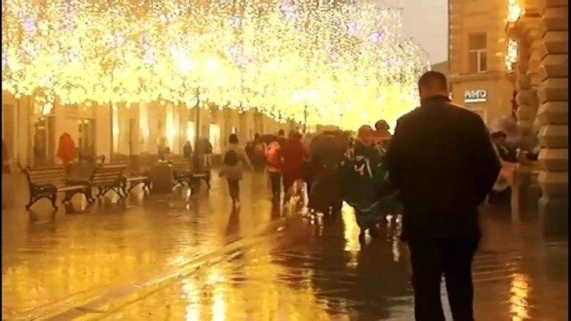 О погоде в Москве