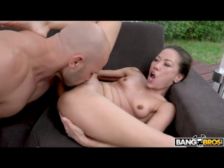 [bangbrosclips] kalina ryu - hot asian nuru masseuse gets fucked (05.12.2017) rq