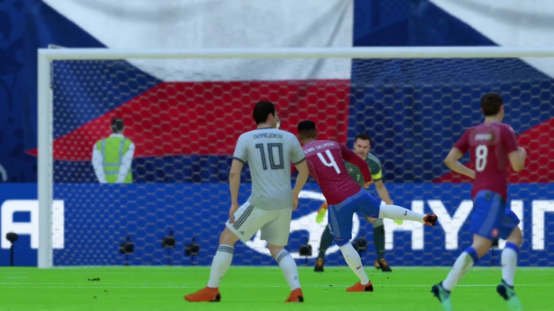 FIFA 18 - Пушка гол Gebre Selassie