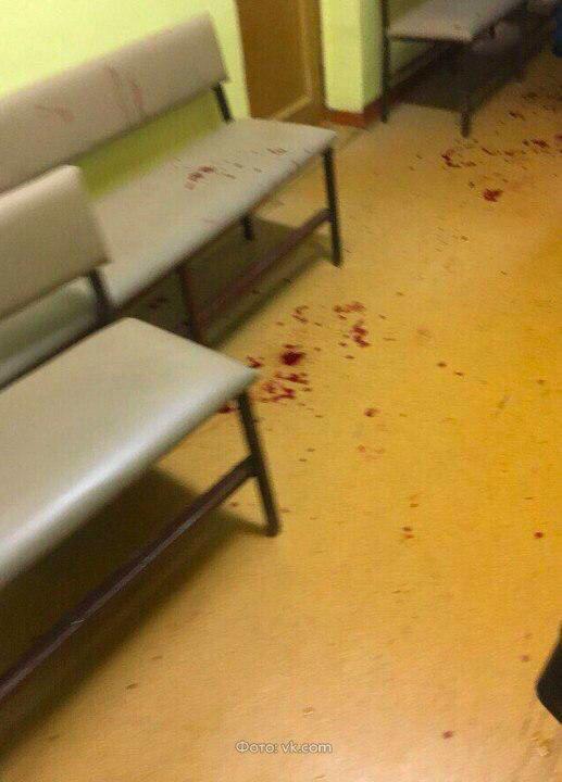 В пермской школе двое подростков с ножами напали на учеников 4 класса и учительницу