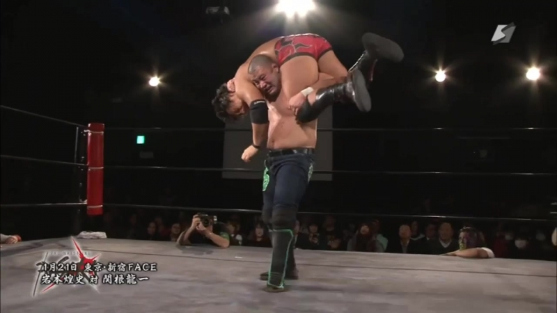 BASARA 01/21/2016 Debut Show - Everything is at Stake