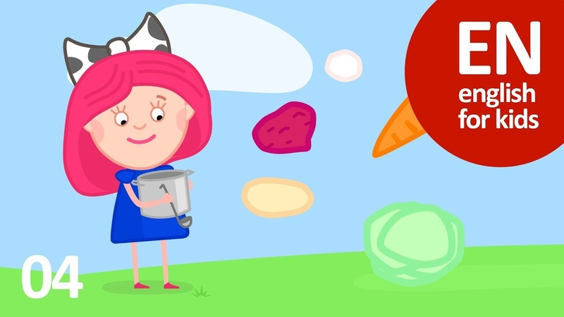 04. Smart and Spotti cook soup 🥕🍲 - Smarta and her Magic bag (english)