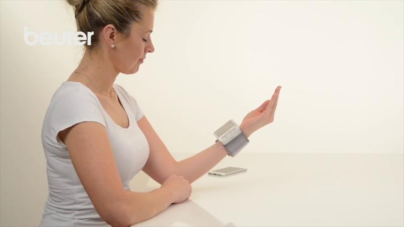 Тонометр для измерения кровяного давления на запястье Beurer BC 85