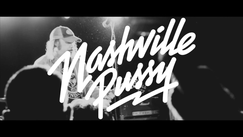Nashville Pussy We Want A War Official Music Video - New album out September 21st