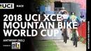 2018 UCI XCE Mountain Bike World Cup Antwerp BEL