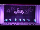 Хореографический турнир Аction in street dance образцового коллектива современного танца Action ч 2