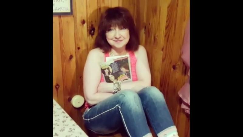 Вышел журнал Откровения звёзд № 17 (август 2018), рубрика ТЕТ-А-ТЕТ с Екатериной Семёновой