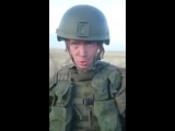 Солдат-срочник случайно спалил БТР