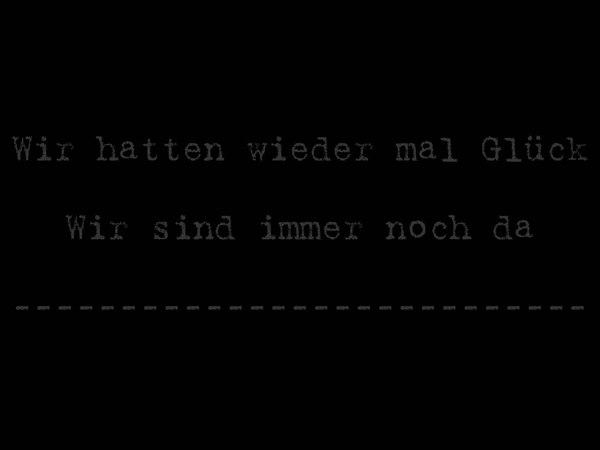 Megaherz - Wir Leben Noch [Text / Lyrics]