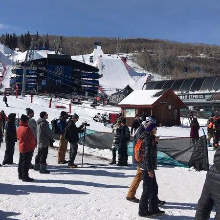 Brian Patrick Wade в Instagram: «No words to describe how beautiful today is!! Aspen, you got my attention!! xgames aspen colorado snowboarding...