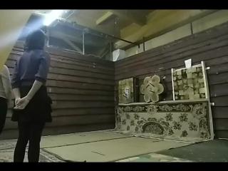 Тренировка. Стальной лепесток. Метание ножей и тапоров. Ижевск.