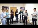 Групповые занятия по вокалу Педагог вокала Славина Новосибирск Уроки вокала