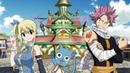 Fairy Tail TV 3 Сказка о Хвосте Феи S03E01 озвучка Talur 2018