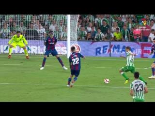 Испания ЛаЛига Бетис - Леванте 0:3 обзор  HD